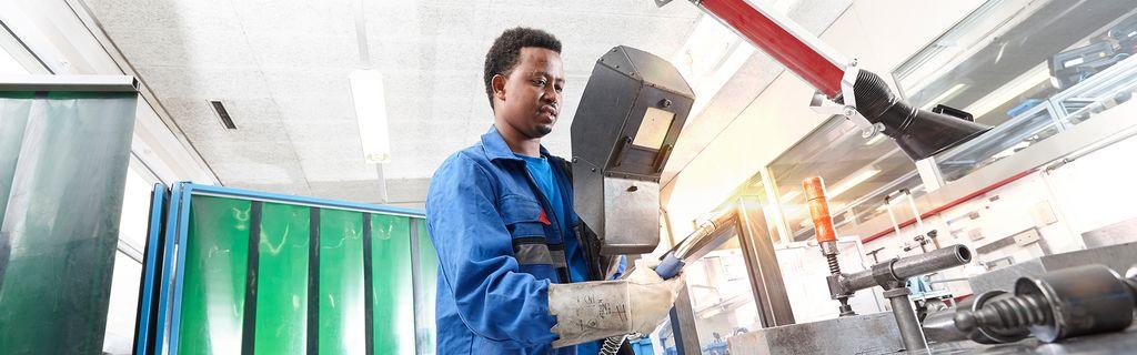 Anlagenmechaniker (m/w) Behälter-, Apparate- und Anlagenbau