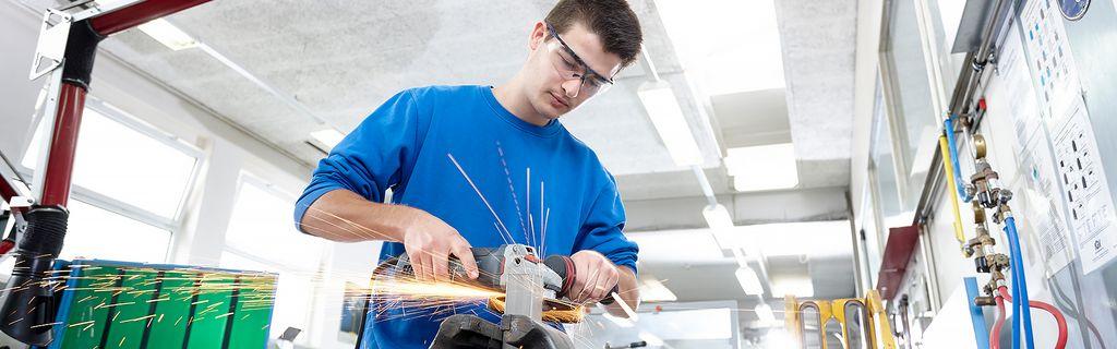 Fachkraft (m/w) für Metalltechnik