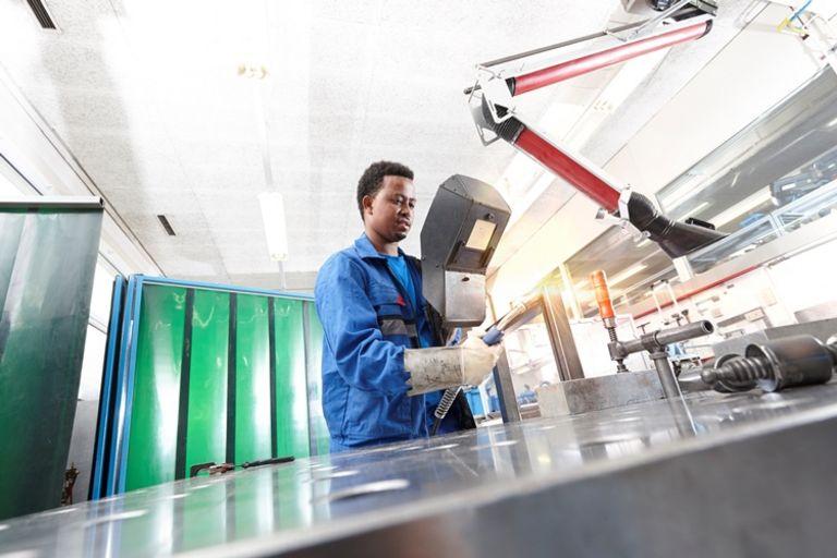 Anlagenmechaniker (m/w/d) Apparate-, Behälter- u. Anlagenbau
