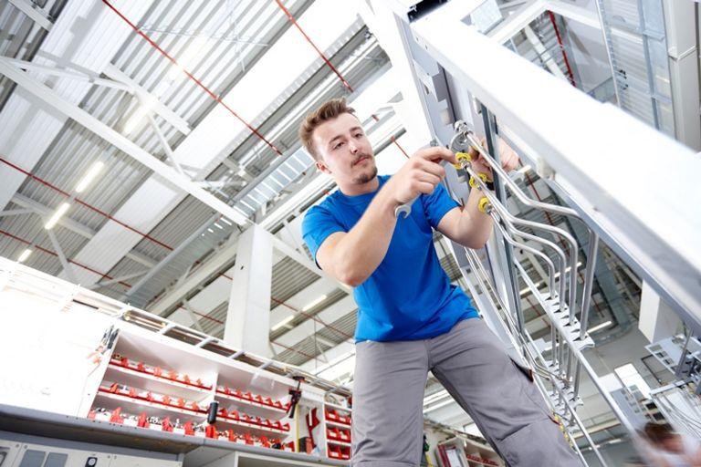 Anlagenmechaniker (m/w/d) Sanitär-, Heizungs- u. Klimatechnik