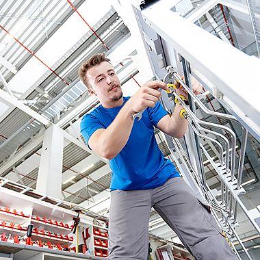 Anlagenmechaniker (m/w) Sanitär-, Heizungs- und Klimatechnik