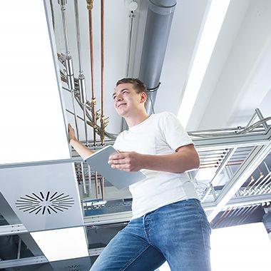 Bachelor of Engineering Maschinenbau - Versorgungs- und Energiemanagement (DHBW Mannheim)