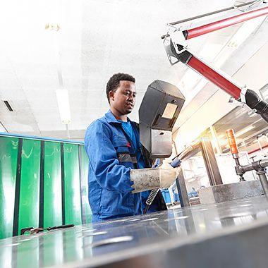 Anlagenmechaniker (m/w) Apparate-, Behälter- und Anlagenbau