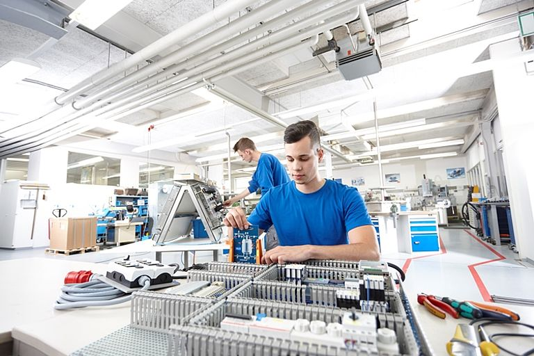 Elektroniker (m/w/d) für Betriebstechnik